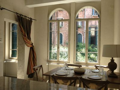 Photo for Apartment in the heart of Venice, between Rialto and San Marco, beautiful, elega