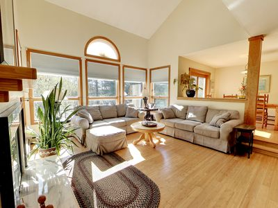 Photo for Riverview is a 4-bedroom private home in the heart of Killington