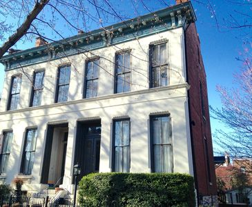 Photo for Gorgeous Historic Home, 1 mi downtown, 3000 sq ft, Quiet Neighborhood