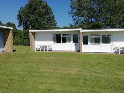 Photo for Sunset Holiday Chalets family holiday home No138 Florida Park Hemsby