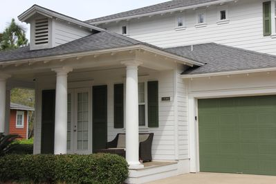 6 Person Golf Cart Included, Screened porch with grille, heated pool  (community) - Laurel Grove