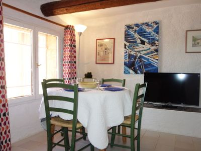 Photo for Vacation home Les Vignes in La Cadière d'Azur - 4 persons, 2 bedrooms