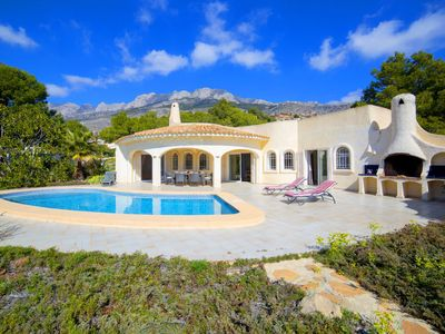 Photo for Vacation home Puput in Altea - 4 persons, 2 bedrooms