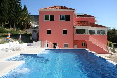Photo for Apartment for 3 people with shared pool and the beach is nearby.