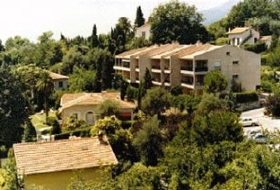 Holiday apartment near the artist's city of St. Paul de Vence