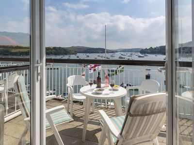 Photo for 35 THE SALCOMBE, with pool in Salcombe, Ref 994990