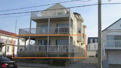 Photo for Gorgeous 4 Bedroom 1st Floor Condo - Ocean Views in North Wildwood, New Jersey!