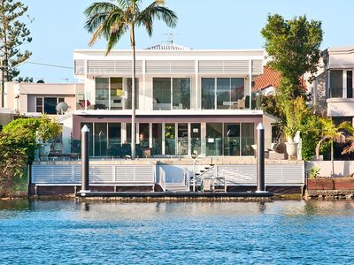 Photo for Waterfront Mansion Surfers Paradise