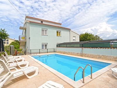 Photo for Holiday apartment Štinjan for 4 - 6 persons with 2 bedrooms - Holiday apartment
