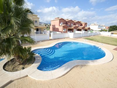 Photo for Vacation home Luz del Sol in Calpe/Calp - 8 persons, 4 bedrooms