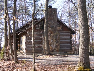 Photo for Historic log cabin with accommodations for up to 10