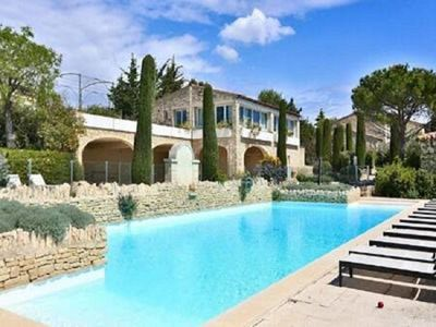 Photo for Holiday house Gordes for 1 - 4 persons with 2 bedrooms - Holiday house