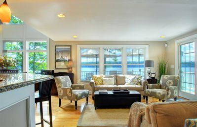 Photo for Amazing Home on East Side -Skaneateles Lake