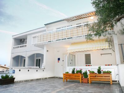 Photo for Studio with balcony and sea view