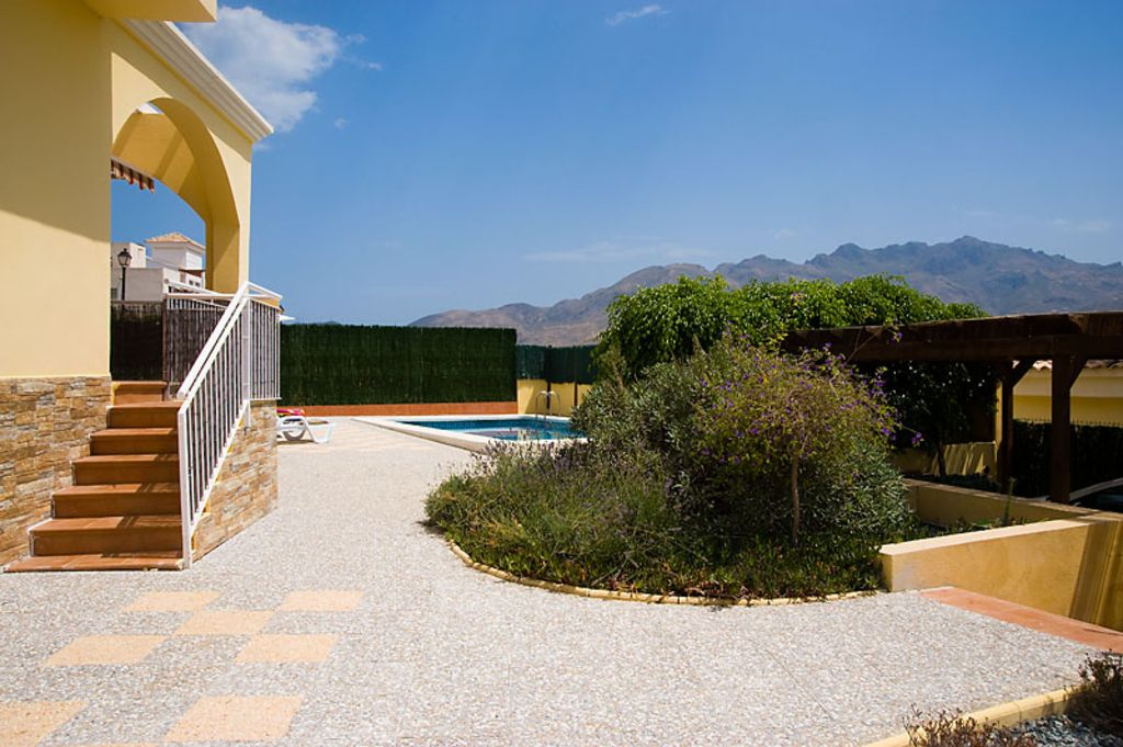 Casa julia in the costa del sol almeria an excellent for Costa sol almeria