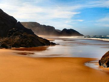 secluded beaches, nature park 'Costa Vicentina', pure nature, family, like children