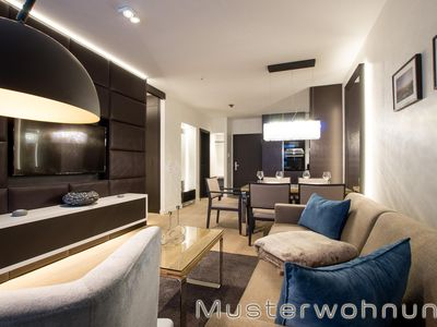 Photo for Exclusive and new - sea view in a prime location White Pearl Timmendorfer beach 2. 02