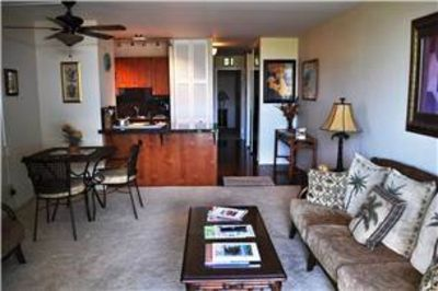 Photo for Beautifully remodeled 1 bdrm garden view condo at Maui Vista #2324