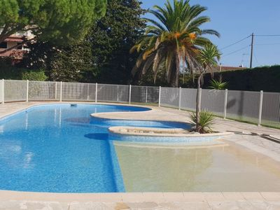 Photo for Apartment Le Mandarin in Antibes - 4 persons, 2 bedrooms