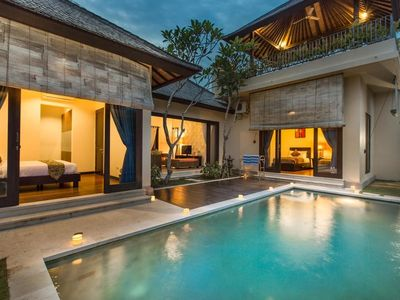 Photo for LUXURY VILLA RE 2BR - UNGASAN ULUWATU