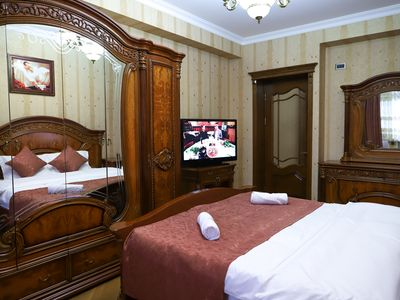 Photo for Grand Central - Deluxe Double Room with Balcony
