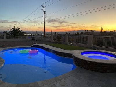 Photo for Stunning Views with Pool & Spa