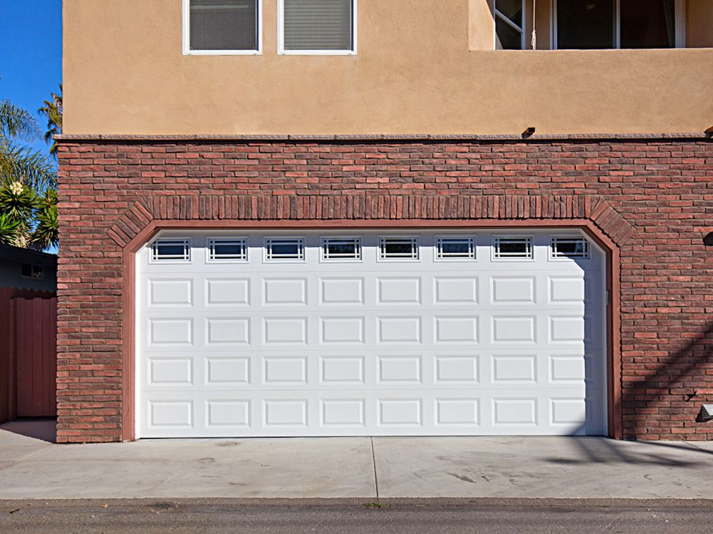 same doors make garage the sectional owner amp a as loved panel unit electrical by since and modern well newer high diy updates ac such foot