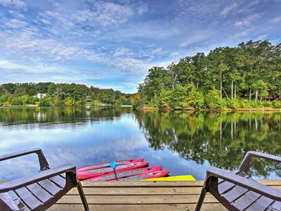 Photo for 3BR Waterfront Chalet at Innsbrook Resort!