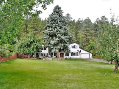 Photo for Grand 7BR Luxury Home, Great Location 10 Min. to Downtown, 20 Min. to Ski, Walk to Hot Springs