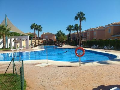 Photo for Two bedroom apartment in Playas del Sur, Vera Playa