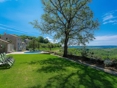 Photo for Vacation home  Villa Plac in Buje/Krasica - 7 persons, 4 bedrooms