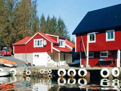 Photo for 6 person holiday home in rubbestadneset