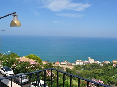 "Photo for B & B ""Light from the East"" overlooking the Costa dei Trabocchi with bathroom"