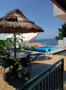 """Photo for """"Dom Carlos"""" Paradise Seaview Villa, with Sunrise & Sunsets Everyday!"""