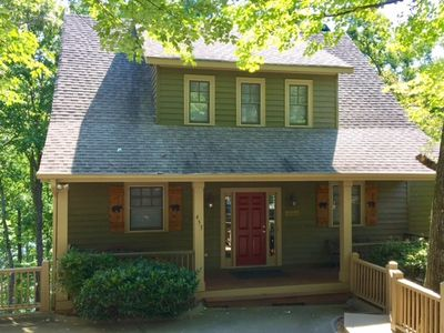 Lakeview Heights Four Bedroom Three and 1/2 Bath House in Big Canoe