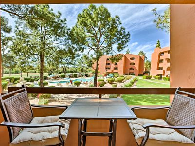 Photo for Phoenix Condo w/Shared Pools - Walk to Mall & Golf