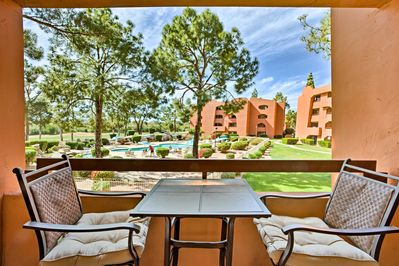 Relax in paradise at this Phoenix vacation rental condo!