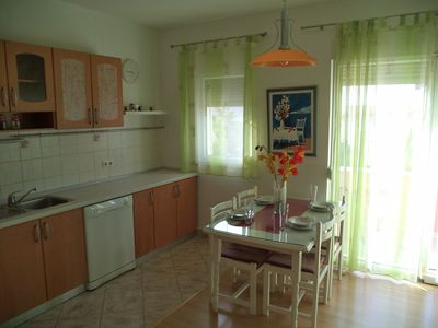 Photo for Colorful apartment in Kastel Kambelovac