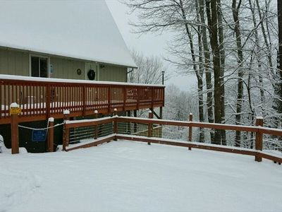 Photo for Million Dollar View a 4 bedroom cabin near Downtown Gatlinburg, Tennessee.