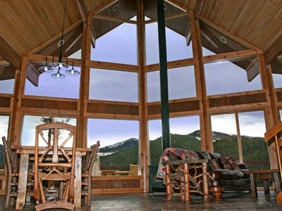 Photo for Stunning Home On 20 Mountainous Acres Minutes From Downtown Bozeman