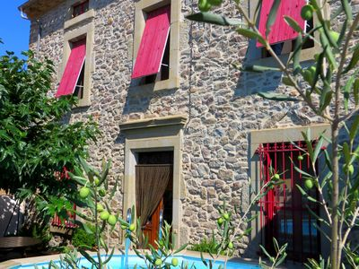 Photo for Charming winegrower Bed & Breakfast Carcassonne - CANAL DU MIDI-BLOMAC
