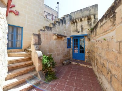 Photo for Farmhouse situated in the village of Xaghra with a beautiful country view