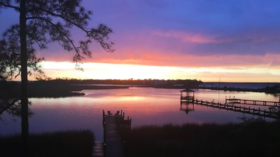 Photo for Beautiful Sunsets On The Bayou