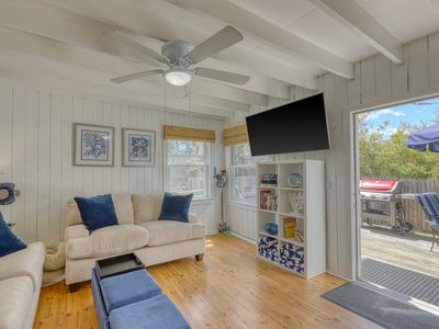 Photo for Dog-friendly apartment in Ocean Bay Park - walk to the beach/entertainment!