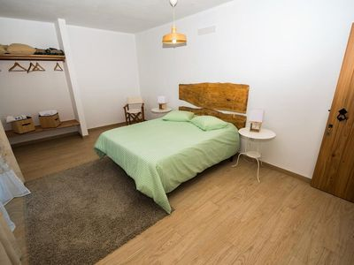 Photo for GuestHouse Basalt Black - Room Serra up to 3 people, sea view!