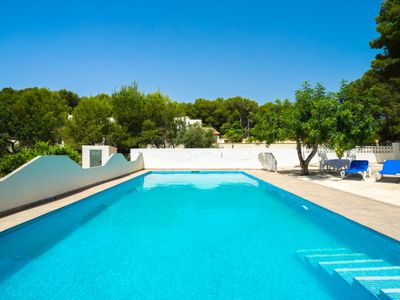 Photo for Vacation home Entrepinos in Moraira - 8 persons, 3 bedrooms