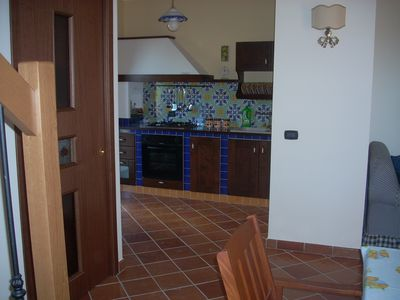 Photo for Semi-detached chalet in Lido di Noto Eloro-composed of n. 2 self-contained apartments
