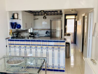 Photo for Nice apartment in Almadraba with beautiful sea view 100m from the beach