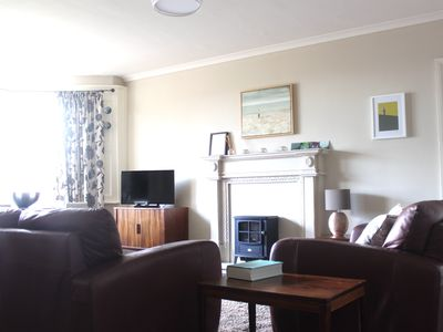 Photo for Beautiful apartment in superb location overlooking the Mouth of the Tyne