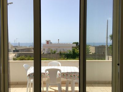Photo for Comfortable apartment sleeping 8, located in Torre Vado